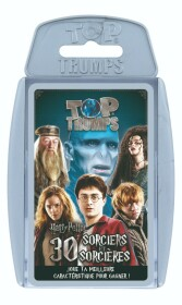 Top Trumps  Jeu de Bataille Harry Potter