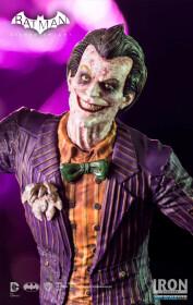 Le Joker statue jeu Batman Arkham Knight 1/10 Iron Studios