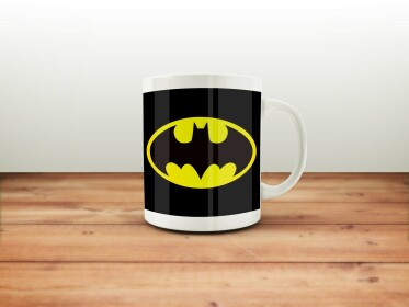 Mug Batman logo