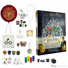 Calendrier de l'Avent 2020 Harry Potter Christmas in the Wizarding World