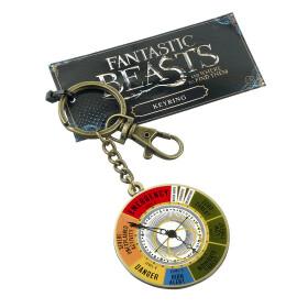Porte-clés Cadran magique