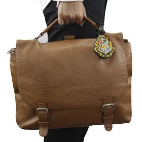 Porte étiquette pour bagage - Logo Poudlard