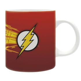 Mug Flash et logo