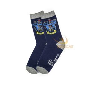 Lot de 5 paires de chaussettes Maisons de Poudlard