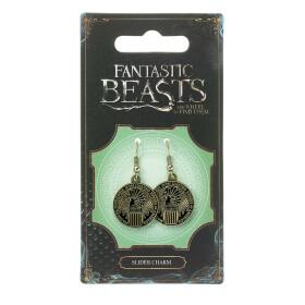 Boucles d'oreilles Congrès magique