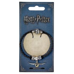 Ensemble charms Quidditch - Vif d'or - Gardien - Attrapeur - bracelet