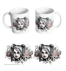 Mug Harley Quinn visage