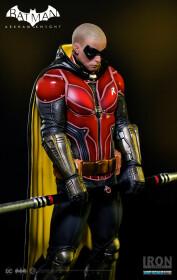Robin statue jeu Batman Arkham Knight 1/10 Iron Studios