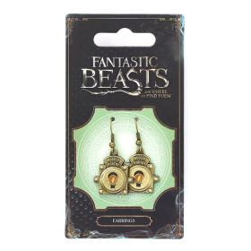 Boucles d'oreilles Muggleworthy (Version Moldu)