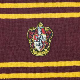 Echarpe deluxe Harry Potter Gryffondor pourpre et or 250cm