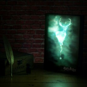 Luminart Patronus Harry Potter