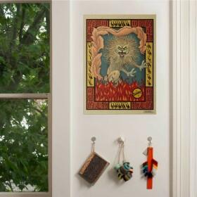 Poster affiche Zouwu du Cirque Arcanus