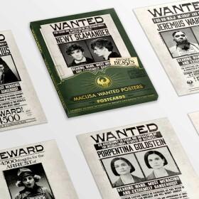 Lot de 20 cartes postales affiches du MACUSA MinaLima
