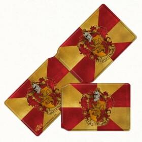 Porte-cartes Armoiries de Gryffondor