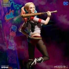 Harley Quinn figurine film Suicide Squad 16cm 1/12 Mezco