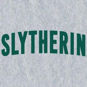 Sweatshirt Serpentard Emblème Gris chiné