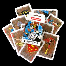 Jeu de cartes super-héros DC Comics