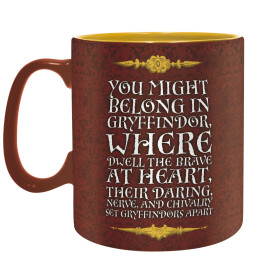Mug Gryffondor grande contenance