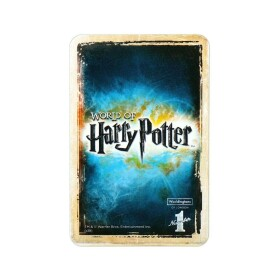 Jeu de 54 cartes à jouer Harry Potter Waddingtons