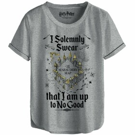 T-shirt Femme I Solemnly Swear