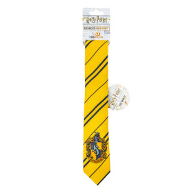 Cravate pour enfants Poufsouffle