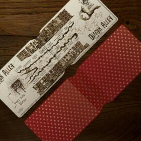 Porte-cartes Carte Le Chemin de Traverse MinaLima