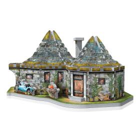 Hutte d'Hagrid  puzzle 3D Wrebbit 270 pièces