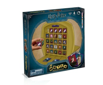 Jeu de cubes Match Harry Potter Top Trumps