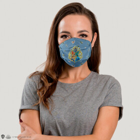 Masque Poudlard réutilisable Tissu AFNOR