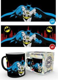 Mug Batman thermo réactif
