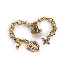 Bracelet Charms Lumos Gryffondor