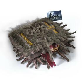 Peluche Livre des monstres grand format