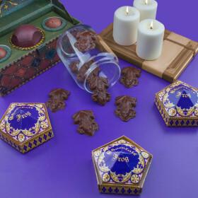 Kit moule à Chocogrenouille en chocolat + 8 boîtes de Chocogrenouilles
