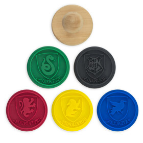 Lot de 5 tampons silicone pour cookies