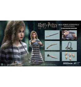 Figurine Bellatrix Lestrange en prionnière figurine 1/6 30 cm Star Ace