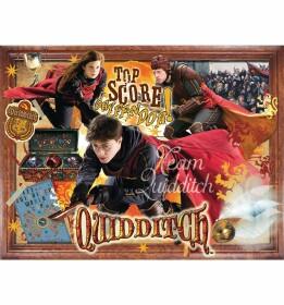 Puzzle Quidditch 1000 Pièces