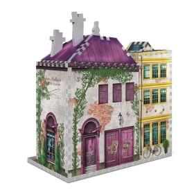 Boutiques Madame Guipure et Florean Fortescue – puzzle 3D Wrebbit 290 pièces