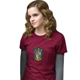 T-Shirt femme Gryffondor - Supporter de Quidditch