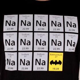 T-shirt Batman Na Sodium Batmantium