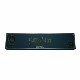 Baguette Light Painting Hermione Granger