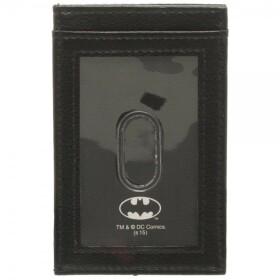 Porte Cartes Batman logo métal