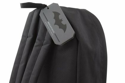 Sac-à-dos noir Batman logo