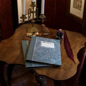 Set d'écriture Livres Obscurus MinaLima