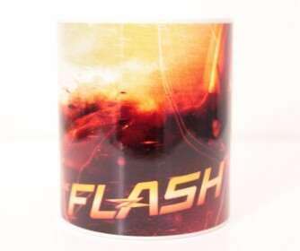 Mug Flash série télé profil