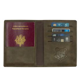 Couvre passeport Poudlard