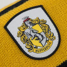 Echarpe Poufsouffle classique jaune et noir 188cm