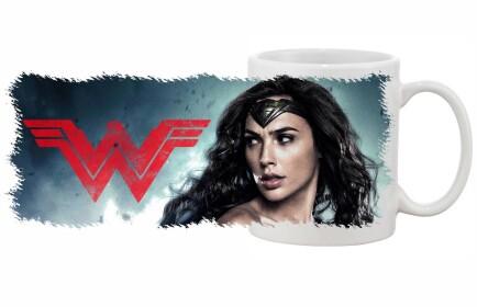 Mug Wonder Woman Batman vs Superman