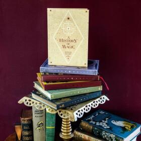Carnet Une Histoire de la Magie par Bathilda Tourdesac MinaLima