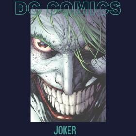 T-shirt The Joker Smiling by Jim Lee