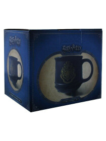 Mug 3D Chaudron blason Poudlard
